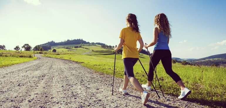 15 Beneficios de caminar