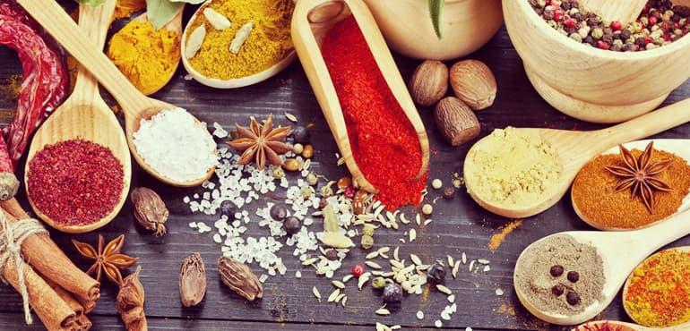 16 especias que cuidan de tu salud beneficios antiestres cuerpo saludable