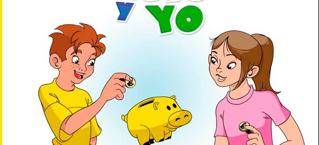 libro de finanzas para niños Mi dinero y yo