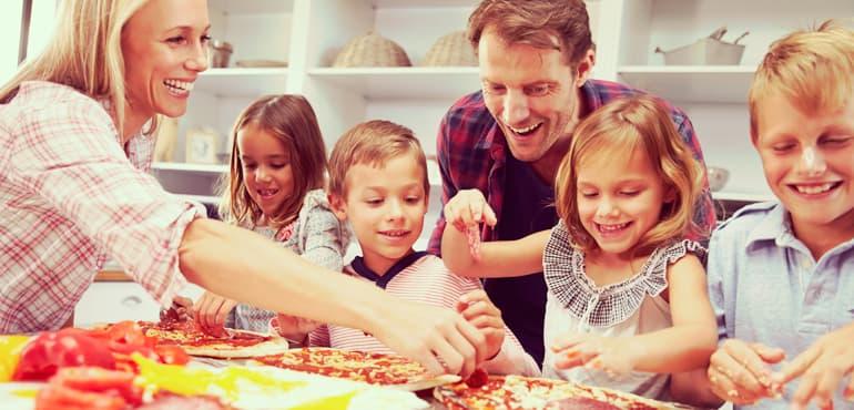 Consejos para ahorrar energía al cocinar