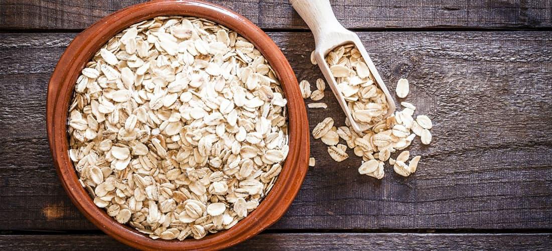 Avena alimentos saludables para combatir la ansiedad y el estrés