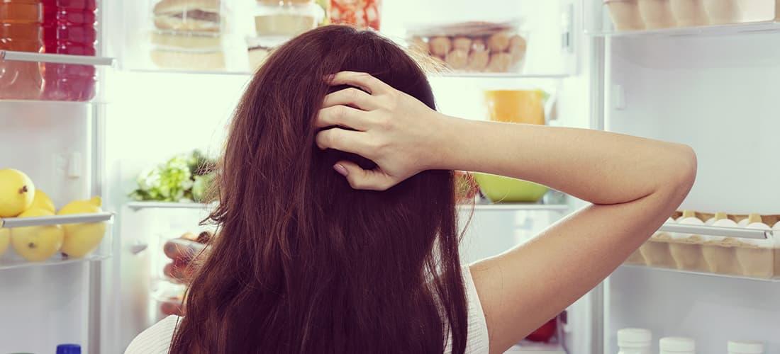 Alimentos saludables para combatir la ansiedad y el estrés