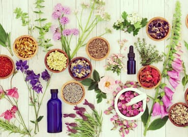 Ocho aromaterapia para tu salud