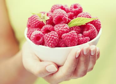 Beneficios comer frutos rojos dieta antioxidantes