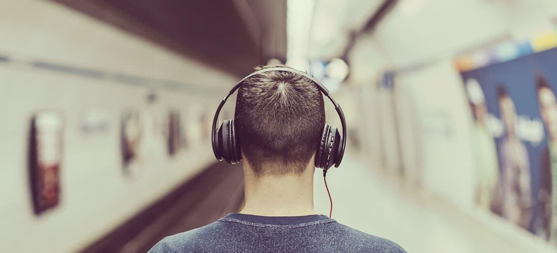 Beneficios de escuchar música contra depresión