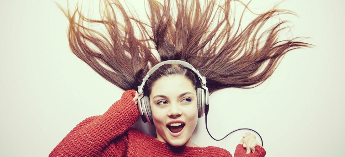Beneficios de escuchar música para felicidad