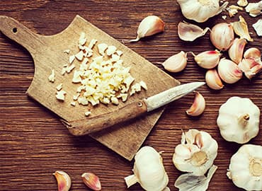 consumir ajo propiedades saludables y sus beneficios nutricionales
