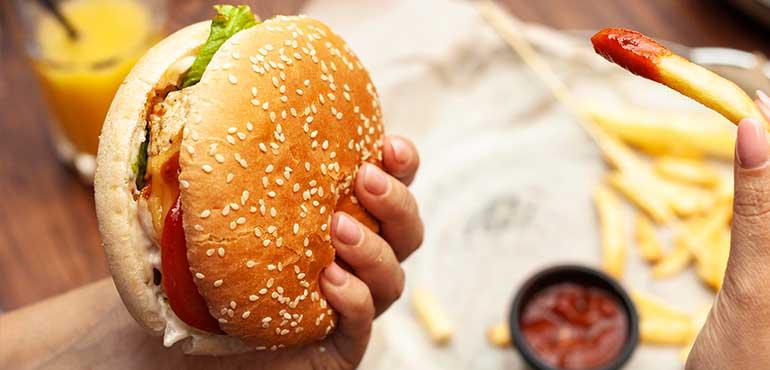 receta de hamburguesas economicas