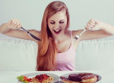 Diez 10 alimentos que no debes comer si estas estresado empeoran