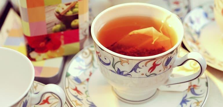 sabores y tipos de té que son benéficos para la salud