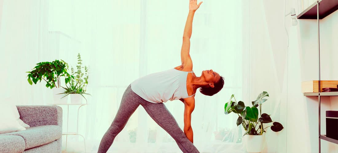 Ejercicios y técnicas para relajación muscular y mental. Yoga
