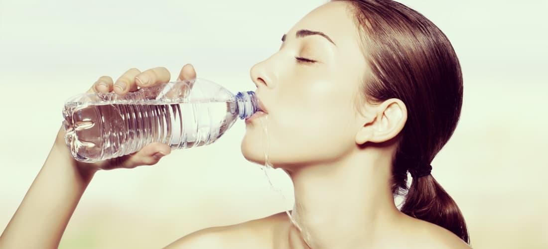 7 Beneficios de beber agua para la salud