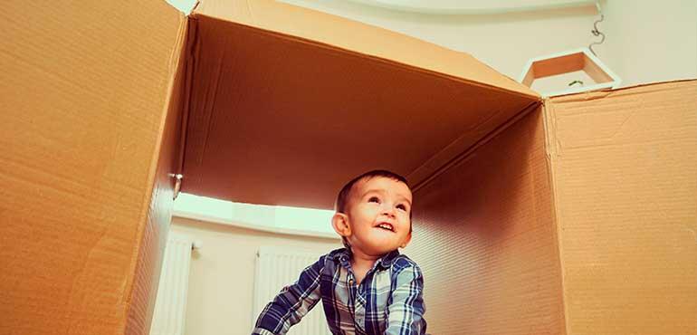 Actividades para niños en casa sin gastar dinero