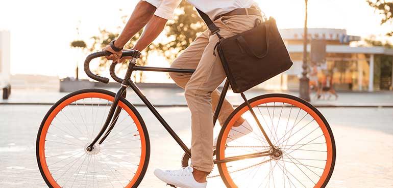 Ventajas de usar bicicleta