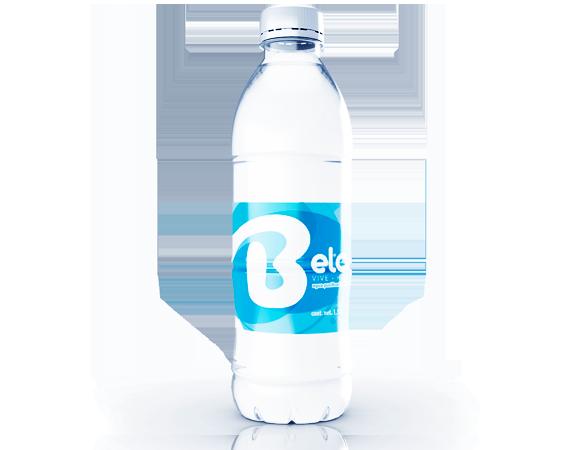agua purificada embotellada inmaculada 1 litro y medio
