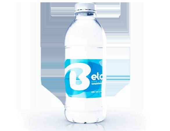agua purificada embotellada inmaculada 1 litro