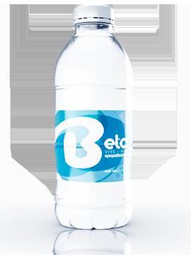 agua purificada embotellada inmaculada bela 1 litro