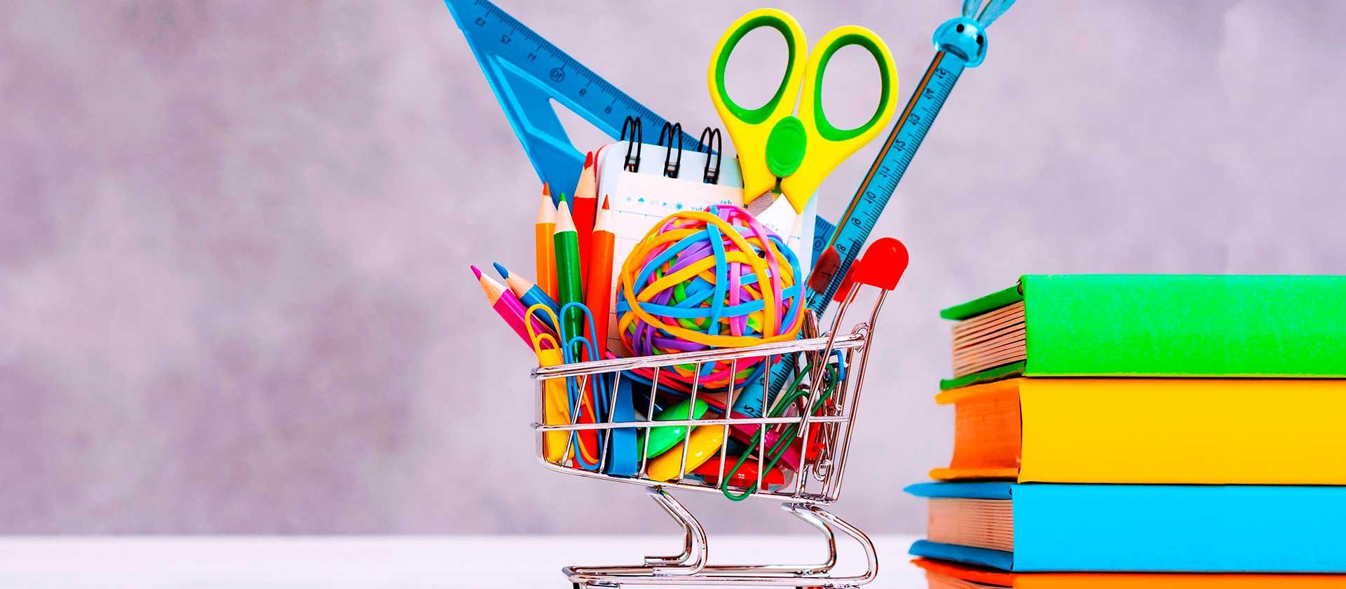 ahorrar en compra de útiles escolares